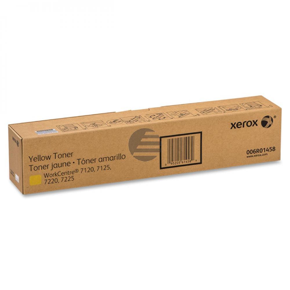 Xerox Toner-Kit gelb (006R01458)