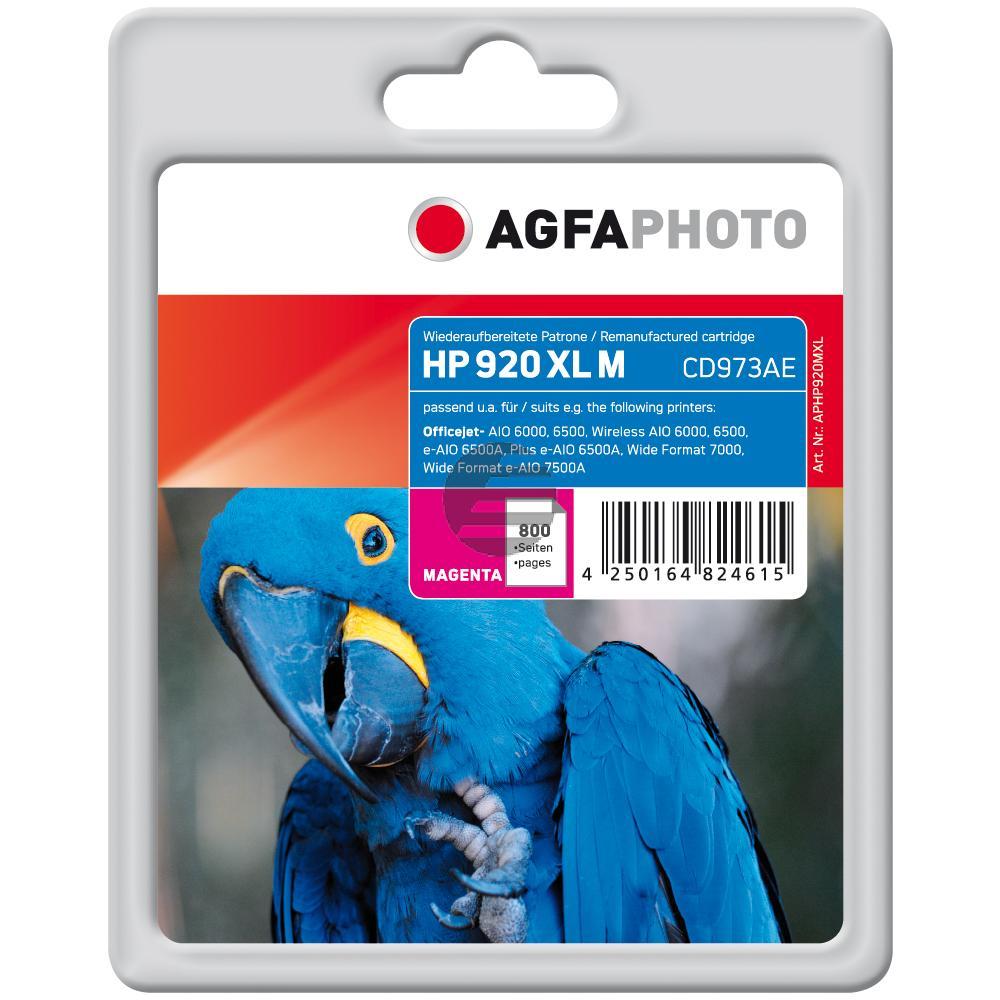 Agfaphoto Tintenpatrone magenta HC (APHP920MXL)