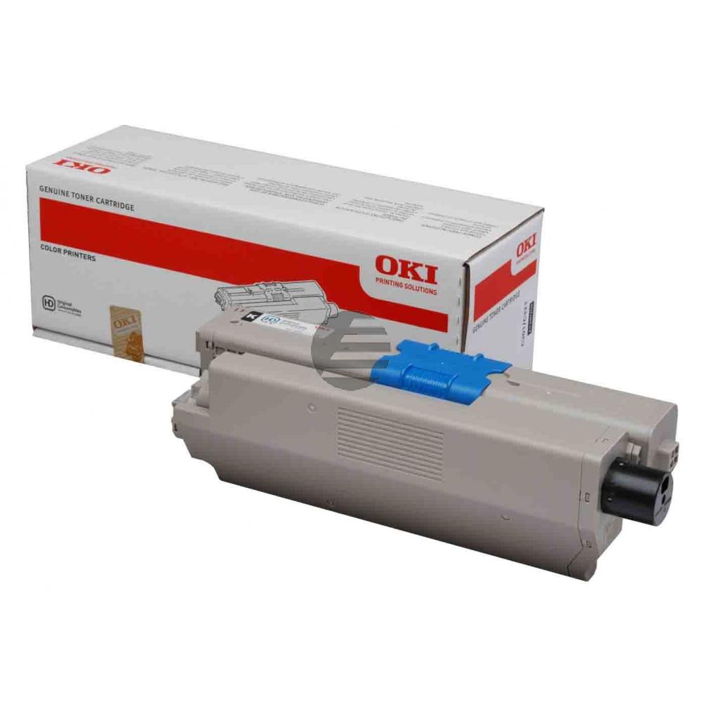 OKI Toner-Kit schwarz (44973536)