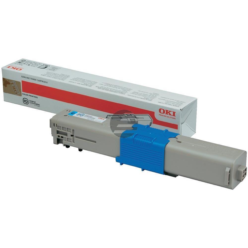OKI Toner-Kit cyan (44973535)