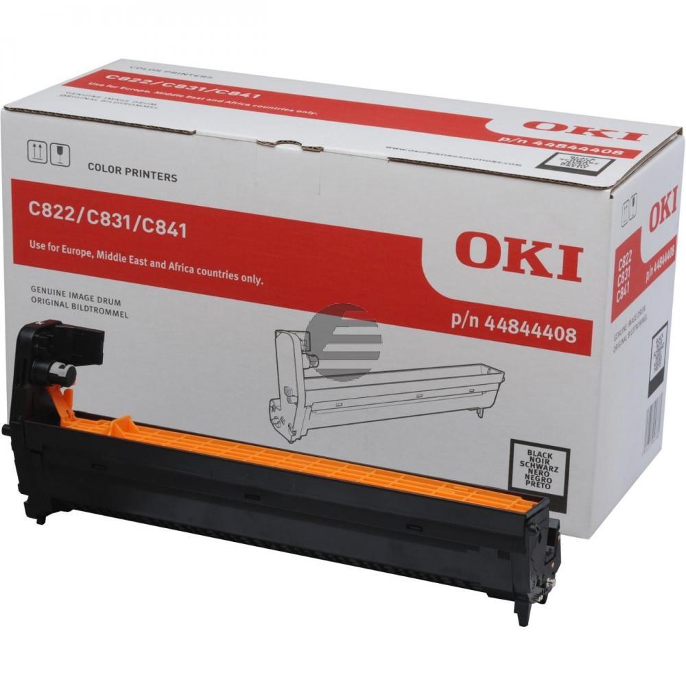 OKI Fotoleitertrommel schwarz (44844408)