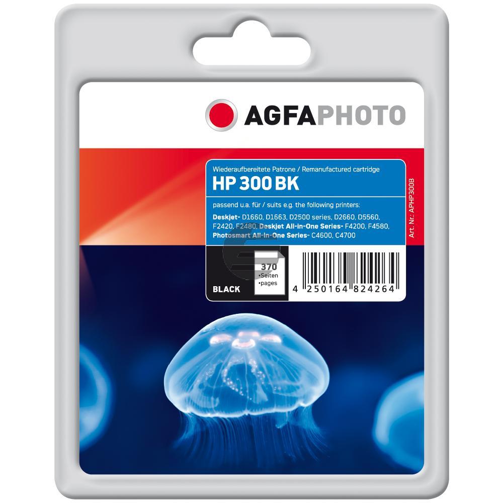 Agfaphoto Tinte schwarz (APHP300B)