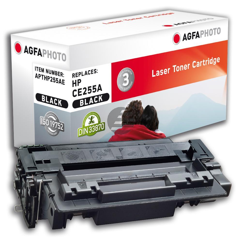 Agfaphoto Toner-Kartusche schwarz (APTHP255AE)