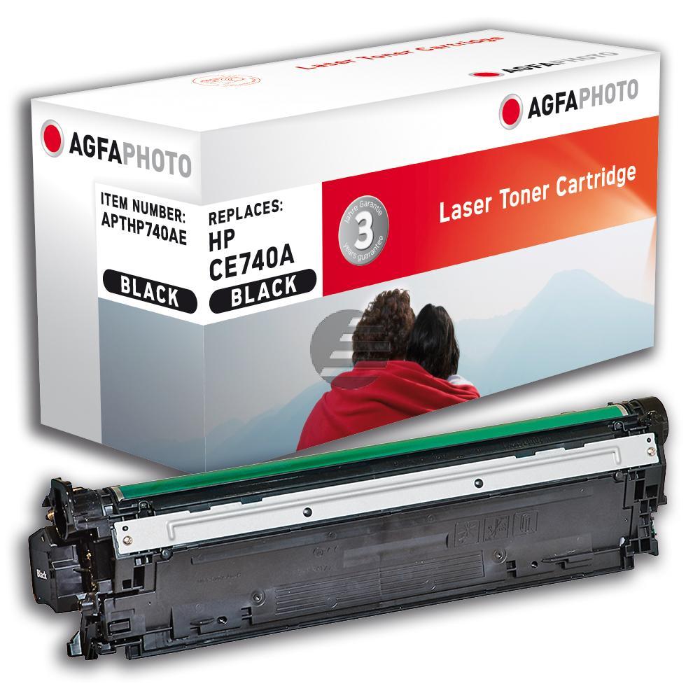 Agfaphoto Toner-Kartusche schwarz (APTHP740AE)