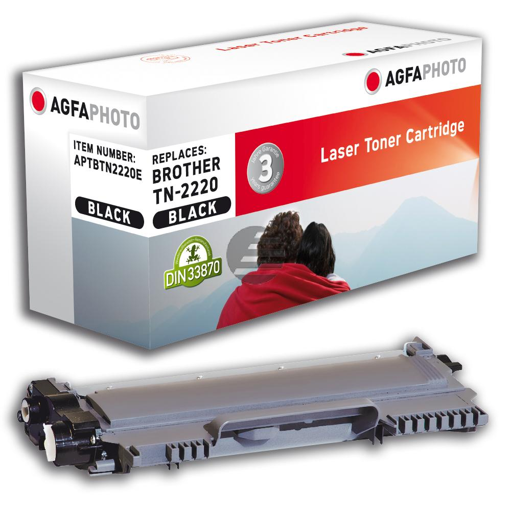 Agfaphoto Toner-Kit schwarz HC (APTBTN2220E)