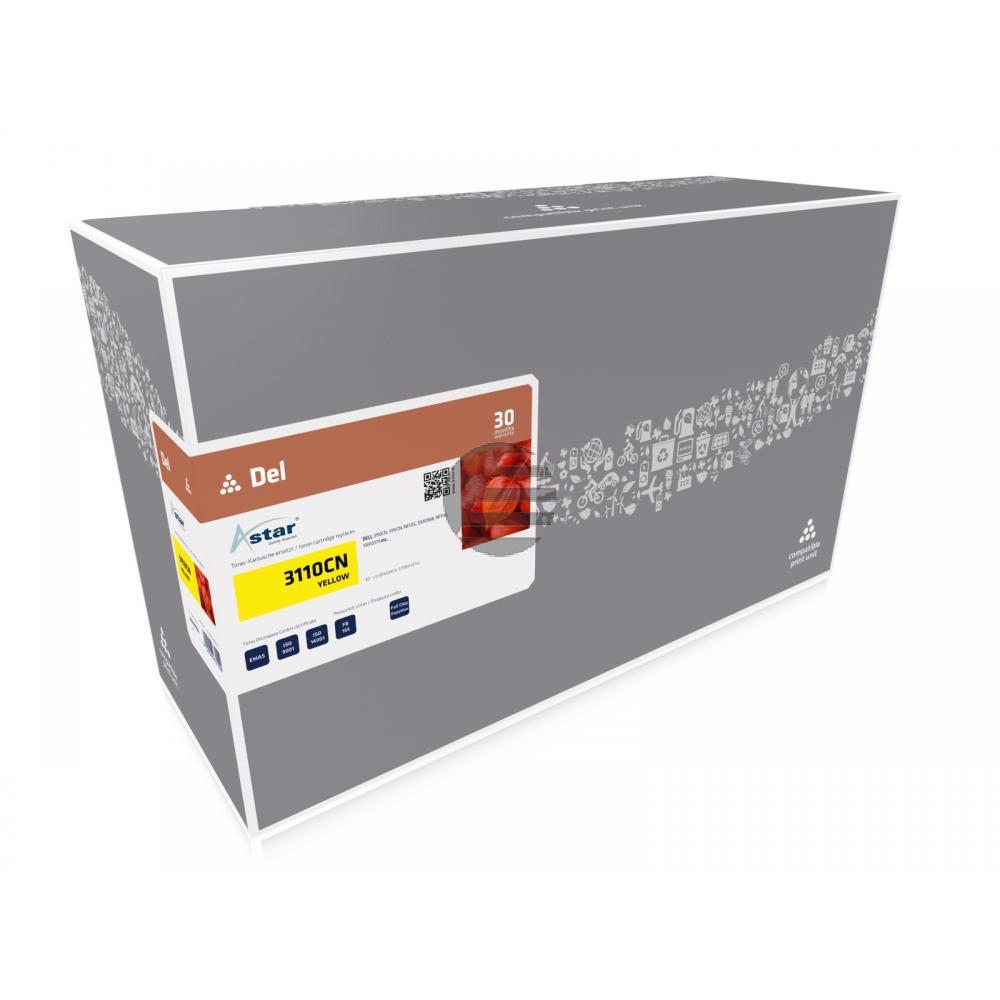 Astar Toner-Kartusche gelb HC (AS13556)