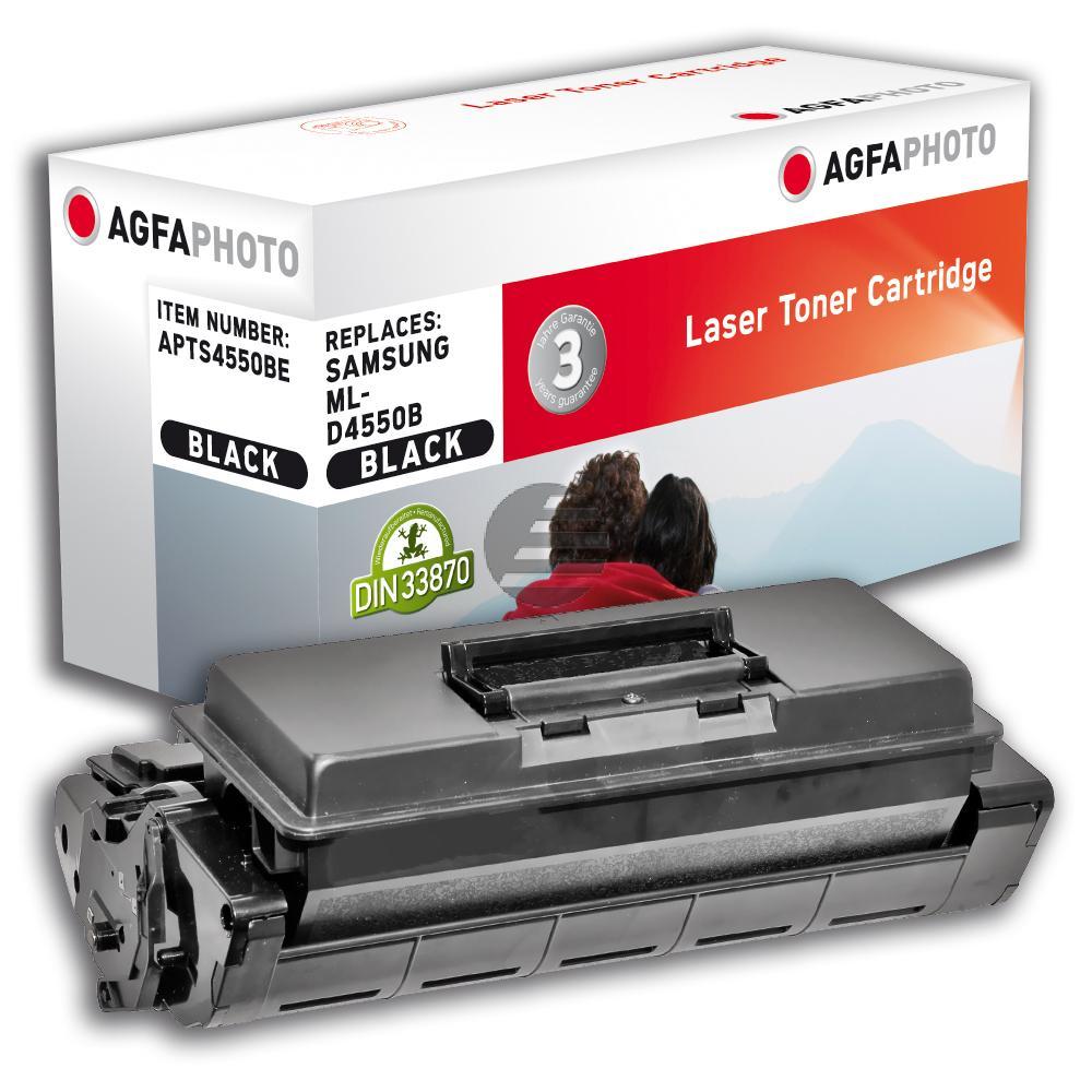 Agfaphoto Toner-Kartusche schwarz HC (APTS4550BE)