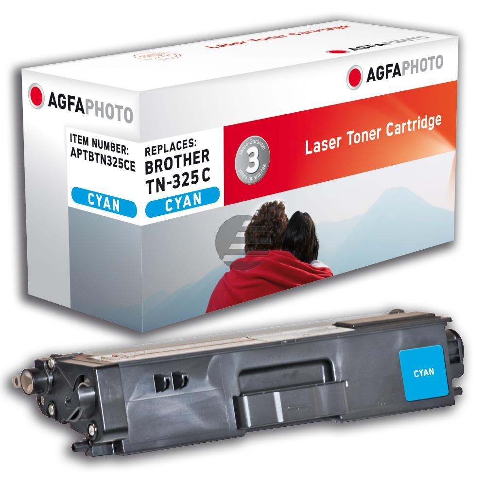 Agfaphoto Toner-Kit cyan (APTBTN325CE) ersetzt TN-325C