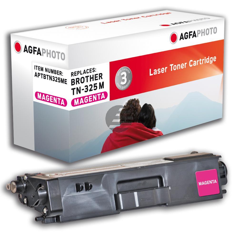 Agfaphoto Toner-Kit magenta (APTBTN325ME) ersetzt TN-320M