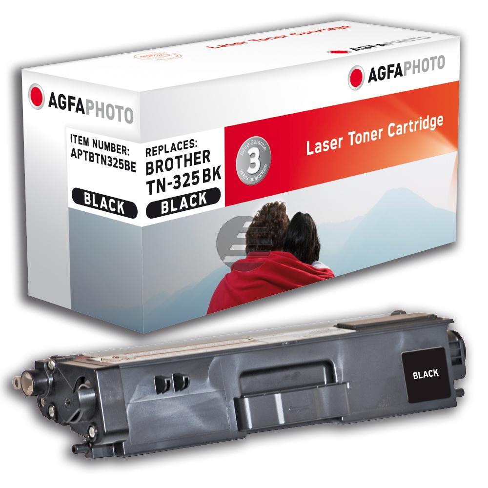 Agfaphoto Toner-Kit schwarz HC (APTBTN325BE) ersetzt TN-325BK