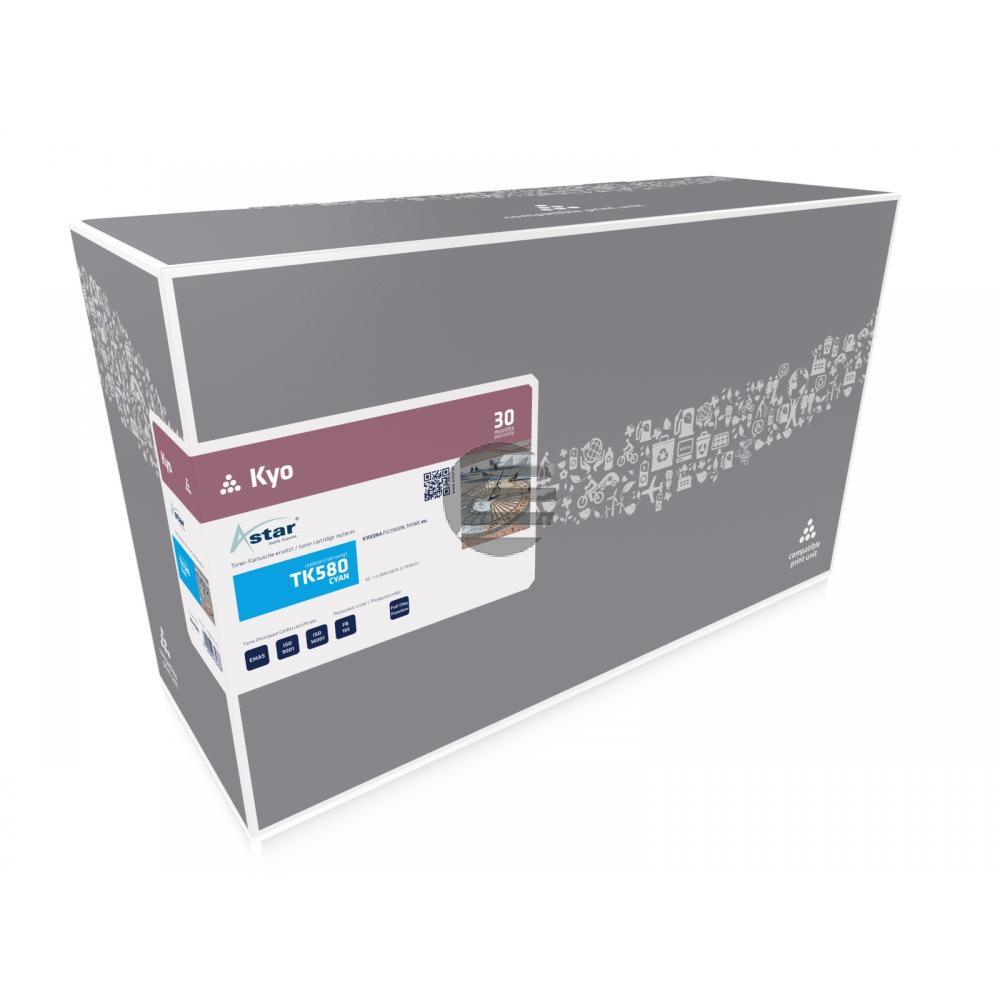 Astar Toner-Kit cyan (AS14580)