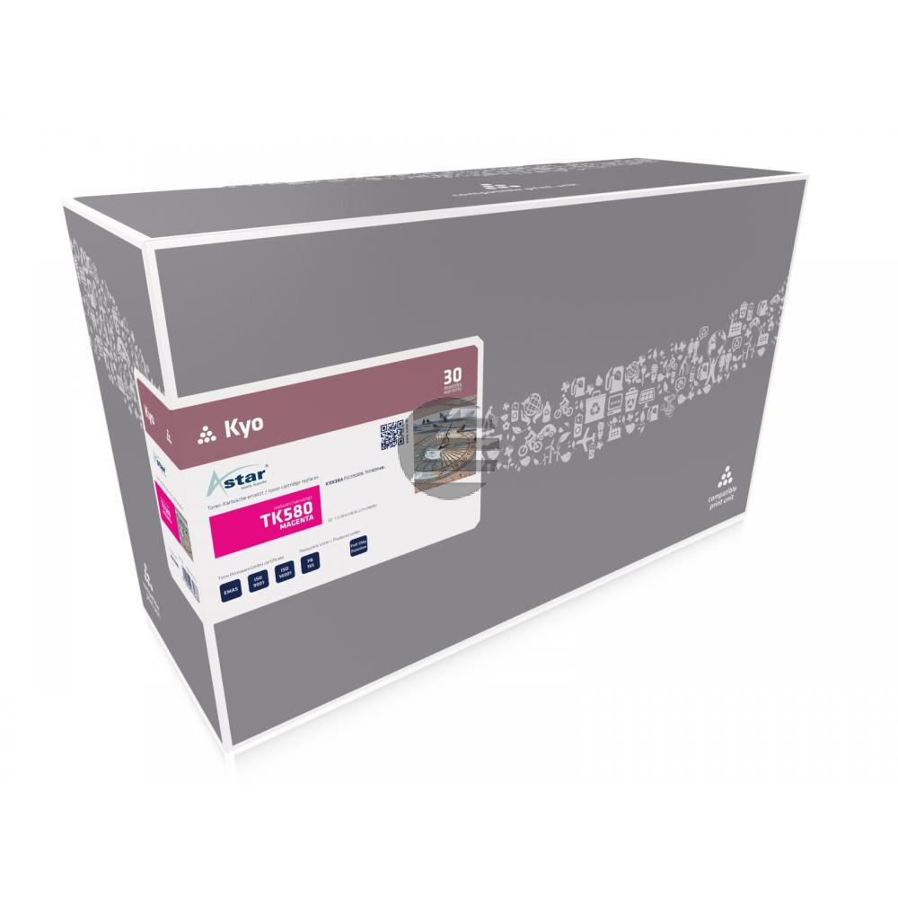 Astar Toner-Kit magenta (AS12580)