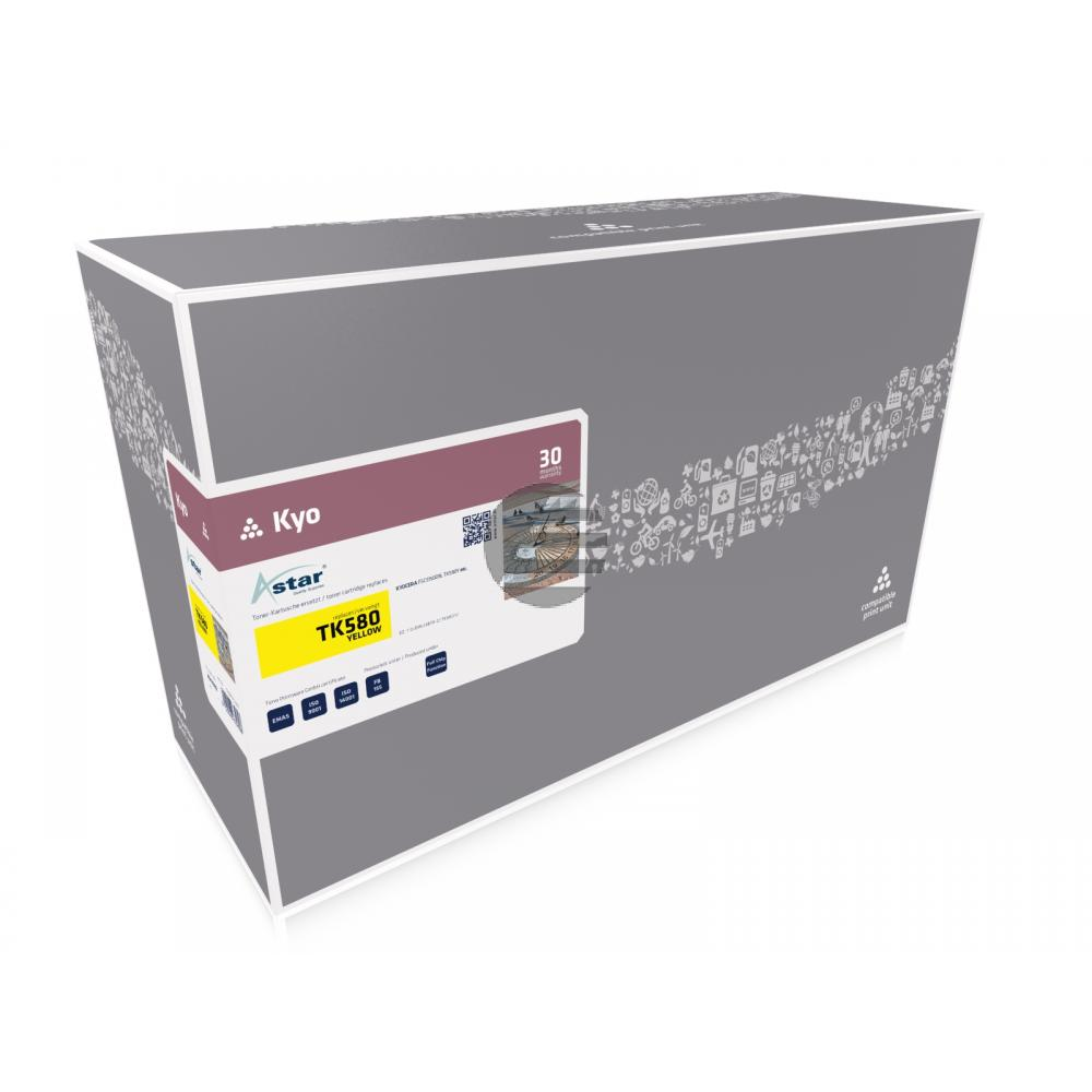 Astar Toner-Kit gelb (AS13580)
