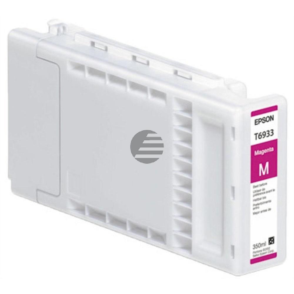 Epson Tintenpatrone UltraChrome XD magenta HC (C13T693300, T6933)