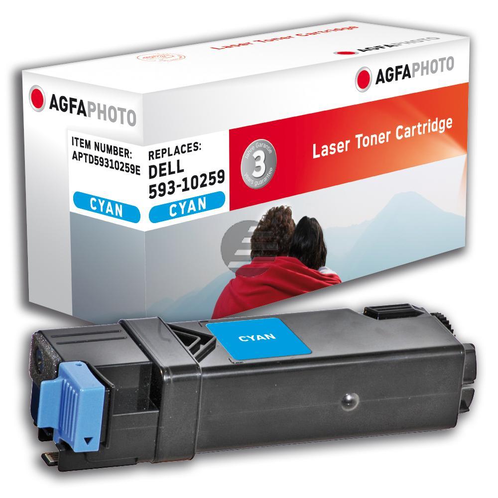 Agfaphoto Toner-Kartusche cyan HC (APTD59310259E)