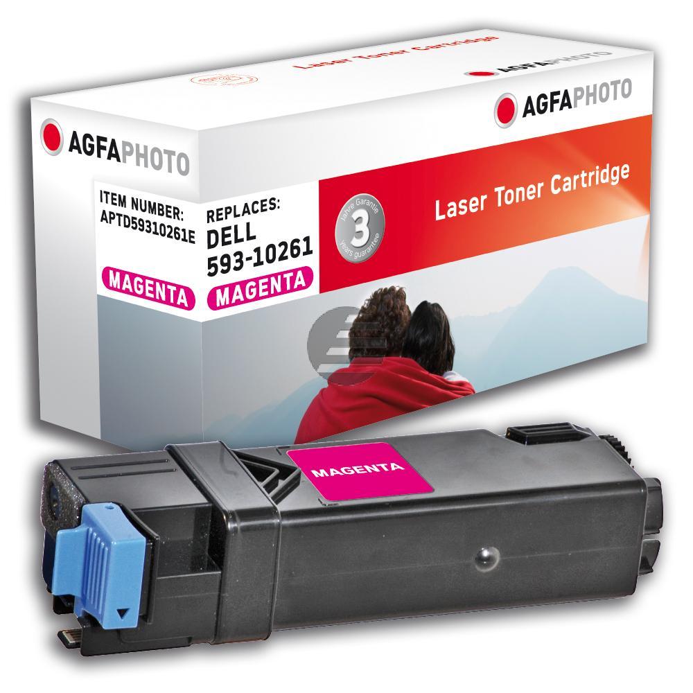 Agfaphoto Toner-Kartusche magenta HC (APTD59310261E)