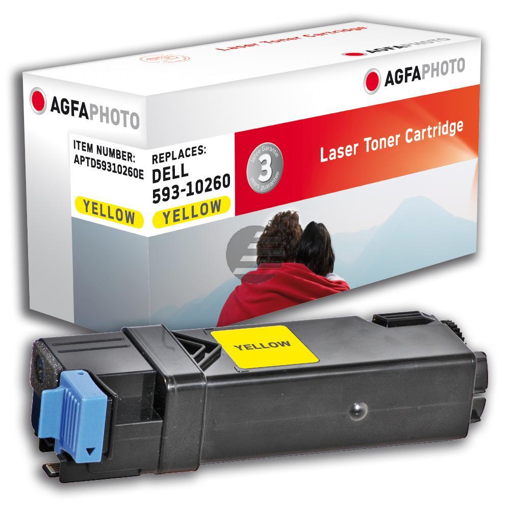 Agfaphoto Toner-Kartusche gelb HC (APTD59310260E)