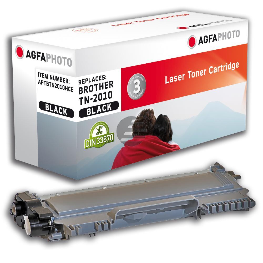 Agfaphoto Toner-Kit schwarz HC (APTBTN2010HCE)