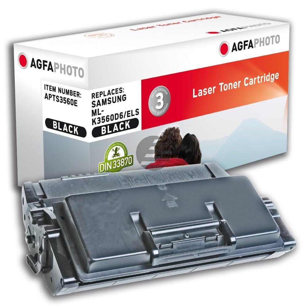 Agfaphoto Toner-Kartusche schwarz (APTS3560E)