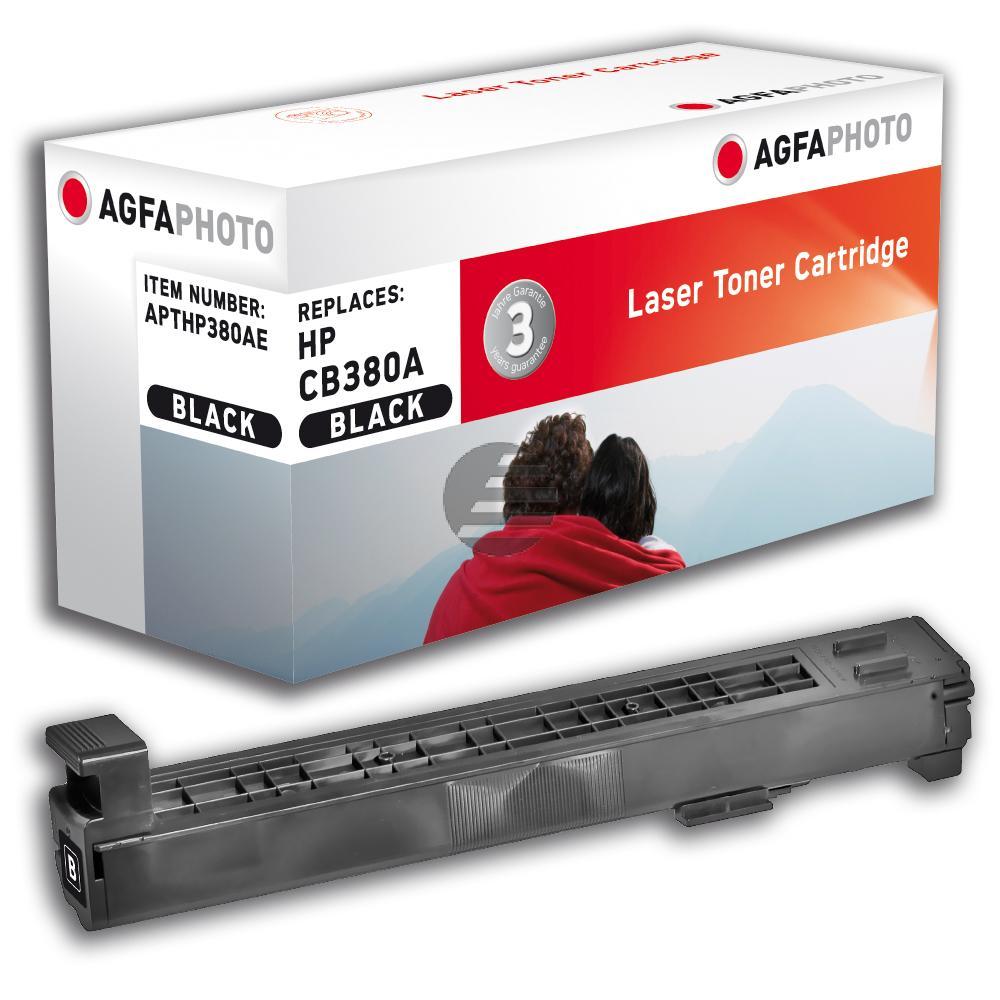 Agfaphoto Toner-Kit schwarz (APTHP380AE)