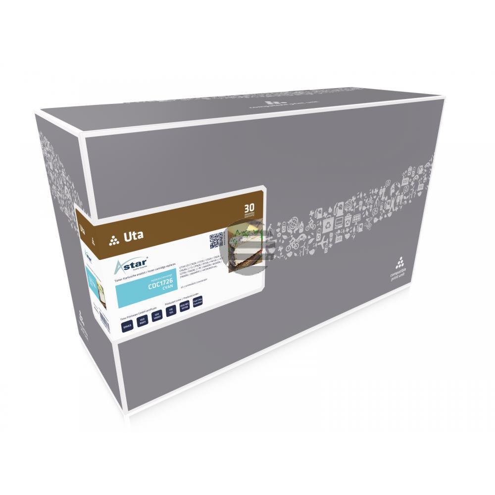 Astar Toner-Kit cyan (AS14172) ersetzt 4472610011 / TK-C4726