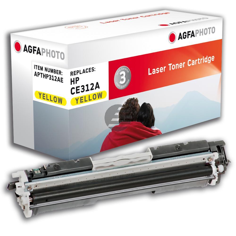 Agfaphoto Toner-Kartusche gelb (APTHP312AE)