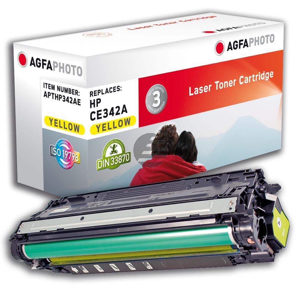 Agfaphoto Toner-Kartusche gelb (APTHP342AE)