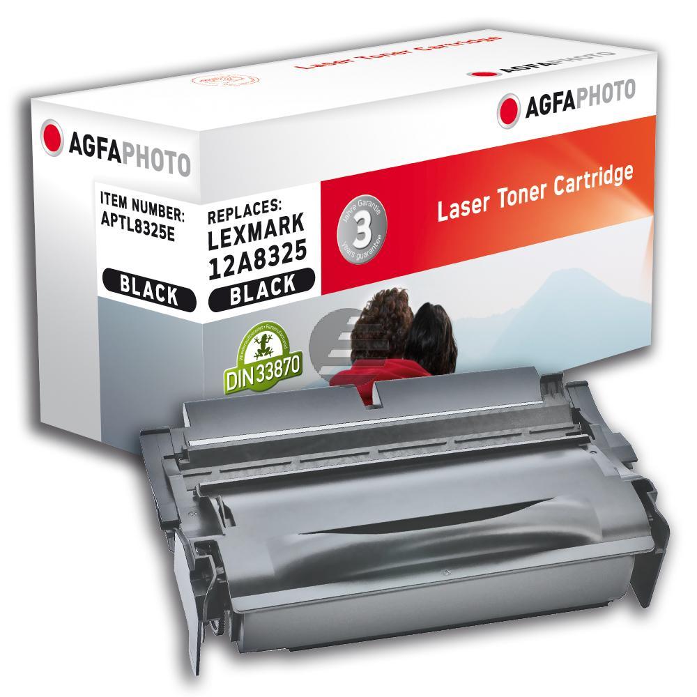 Agfaphoto Toner-Kartusche schwarz HC (APTL8325E)