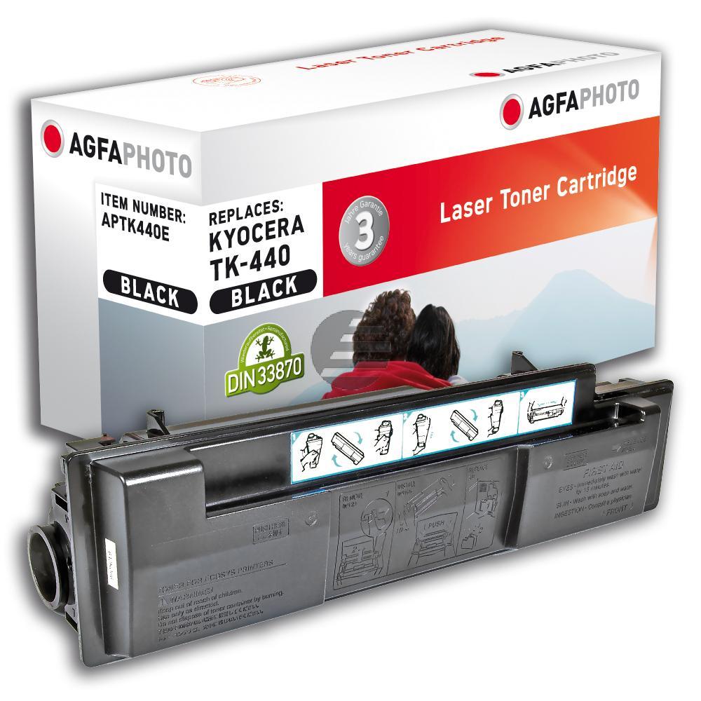Agfaphoto Toner-Kit schwarz (APTK440E)