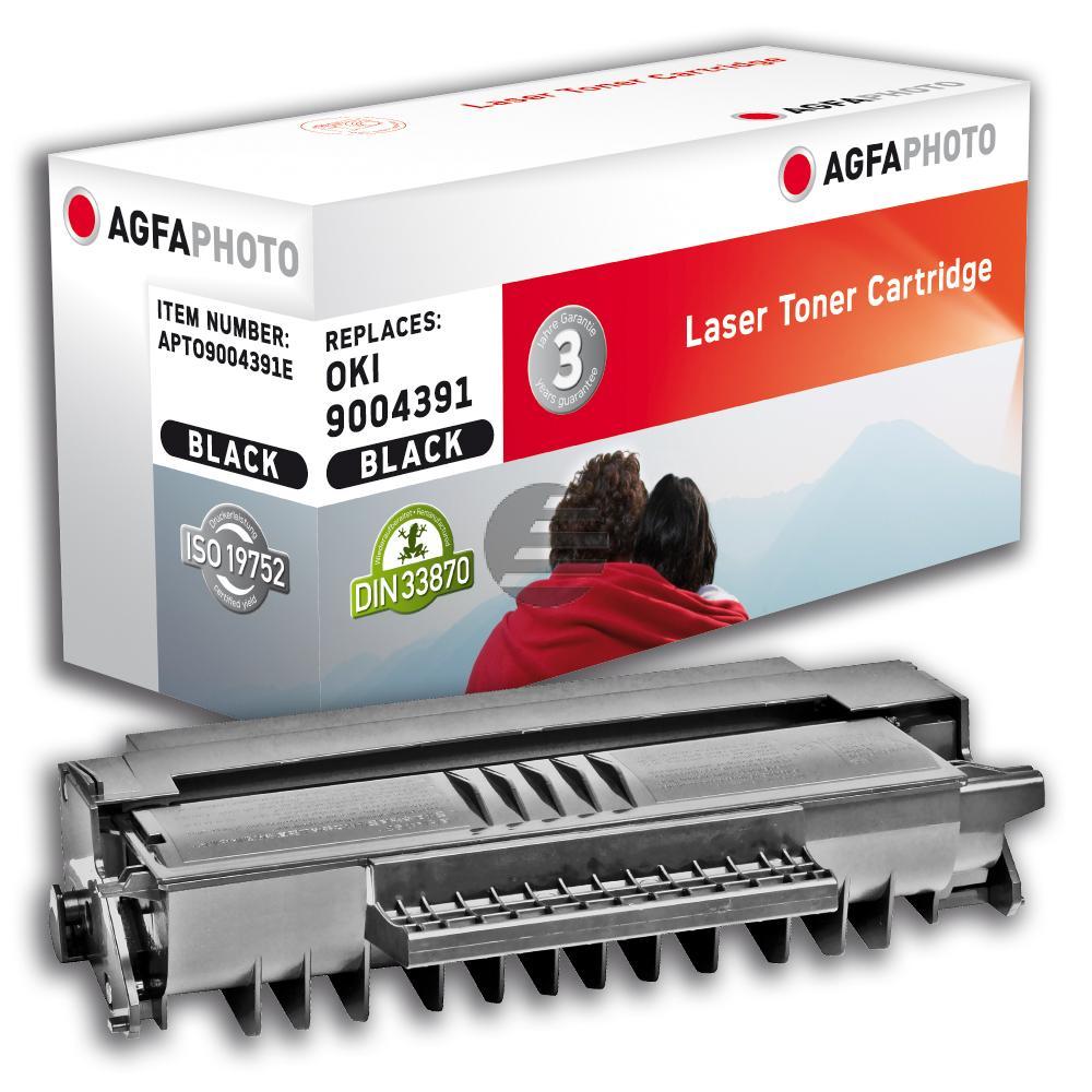 Agfaphoto Toner-Kartusche schwarz HC (APTO9004391E)