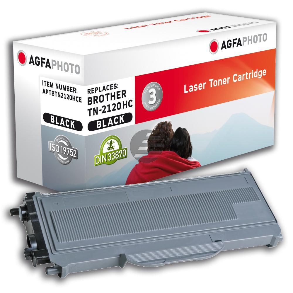 Agfaphoto Toner-Kit schwarz HC plus (APTBTN2120HCE)