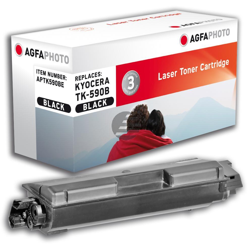 Agfaphoto Toner-Kit schwarz (APTK590BE)