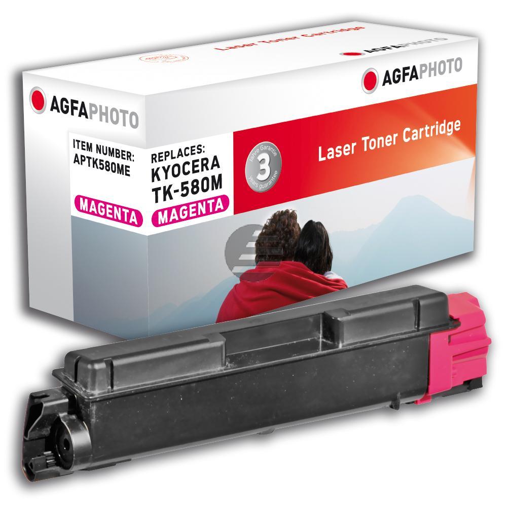 Agfaphoto Toner-Kit magenta (APTK580ME)
