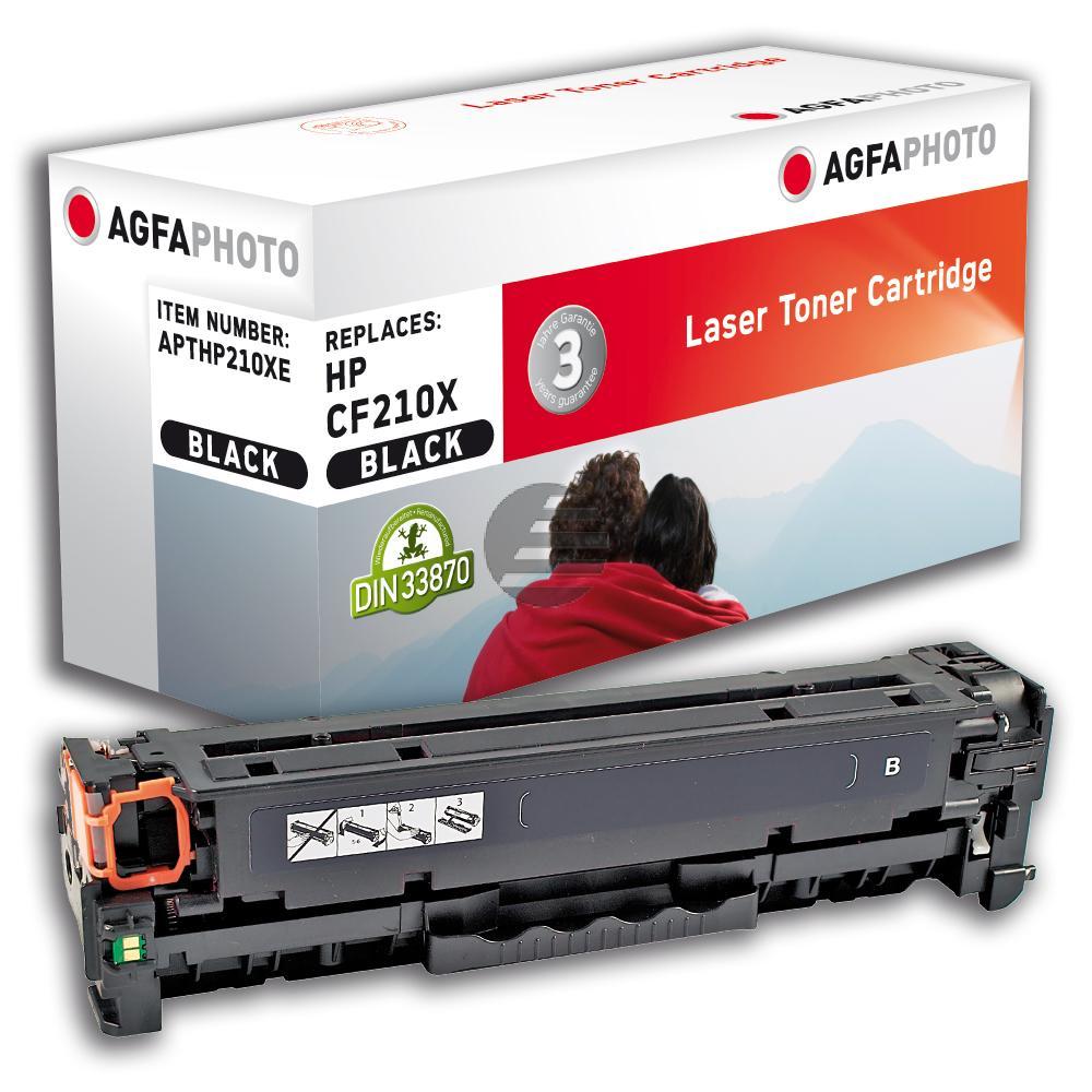 Agfaphoto Toner-Kartusche schwarz HC (APTHP210XE)