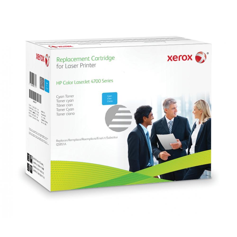 Xerox Toner-Kartusche cyan (003R99737) ersetzt Q5951A / 643A