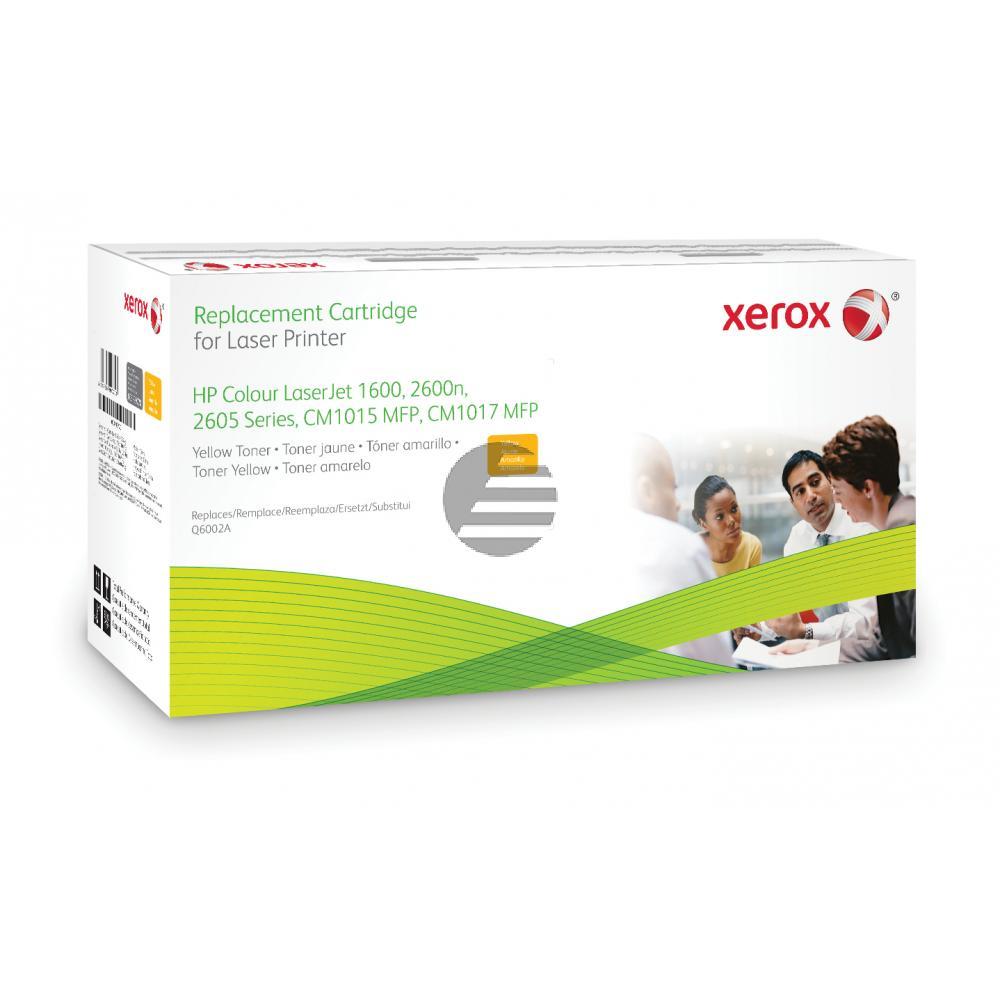 Xerox Toner-Kartusche gelb (003R99770) ersetzt Q6002A / 124A