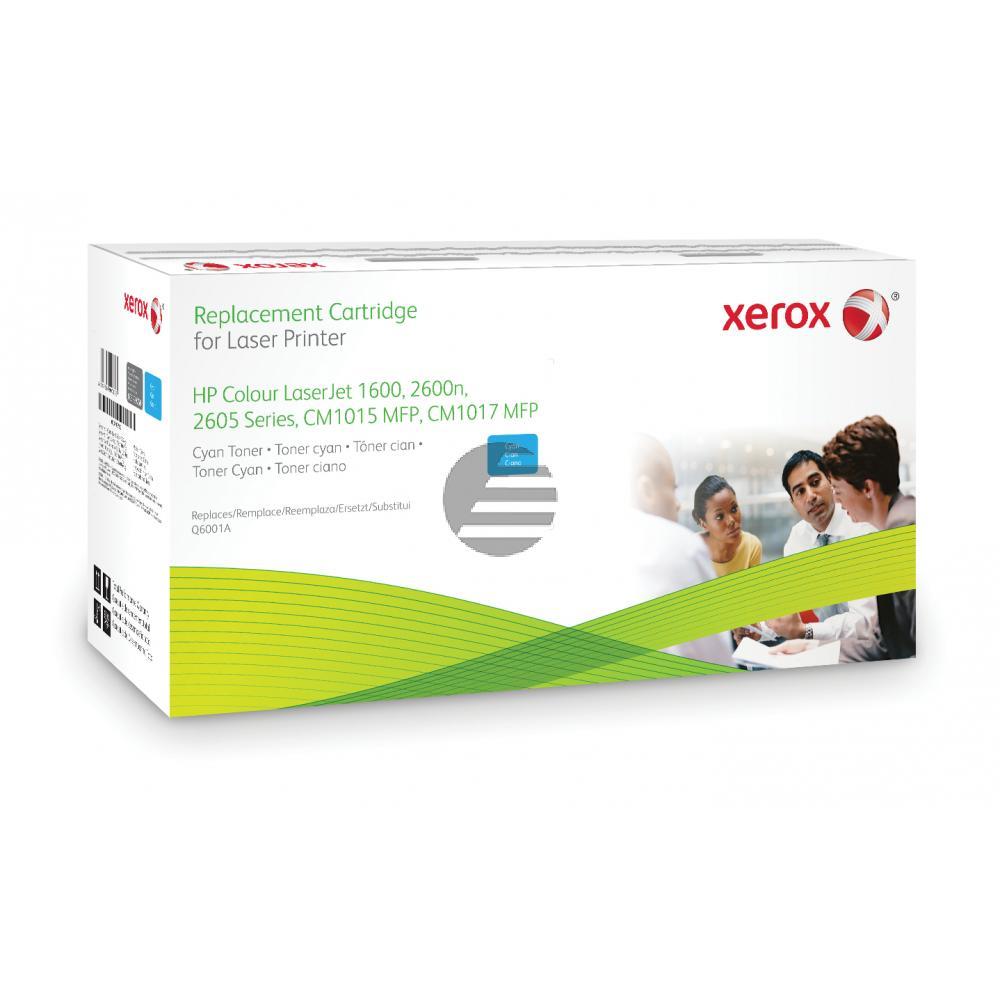 Xerox Toner-Kartusche cyan (003R99769) ersetzt Q6001A / 124A