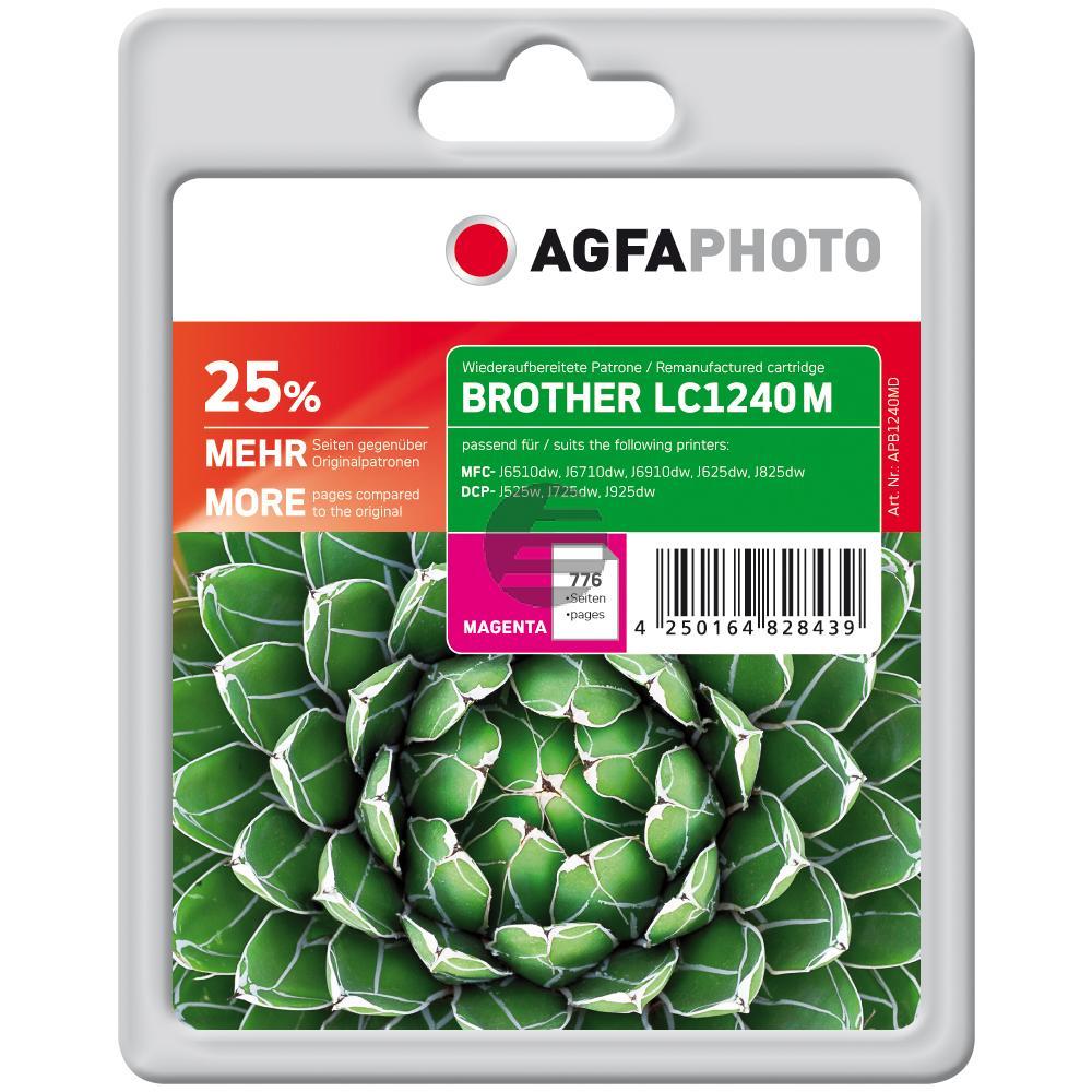Agfaphoto Tinte Magenta (APB1240MD)