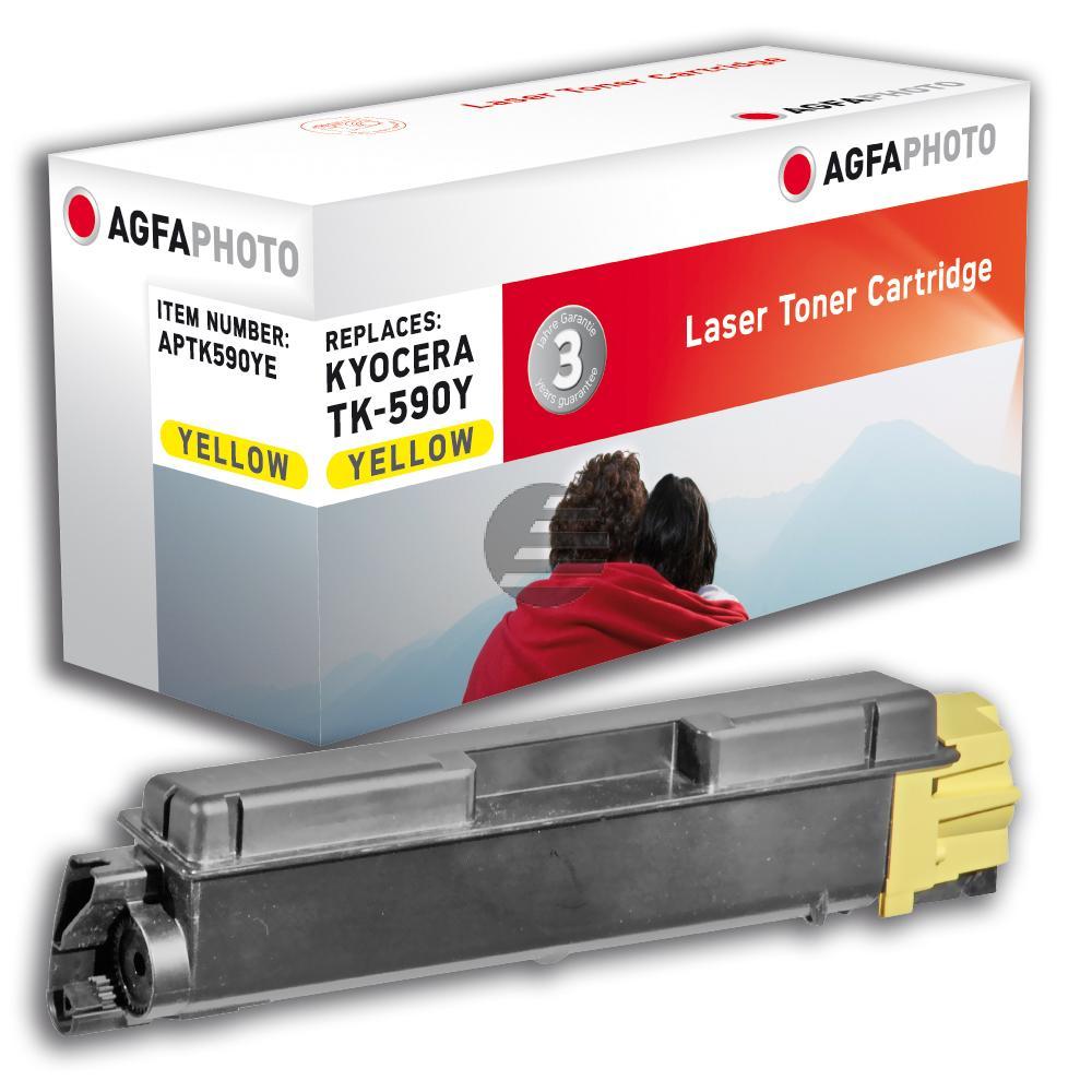 Agfaphoto Toner-Kit gelb (APTK590YE)