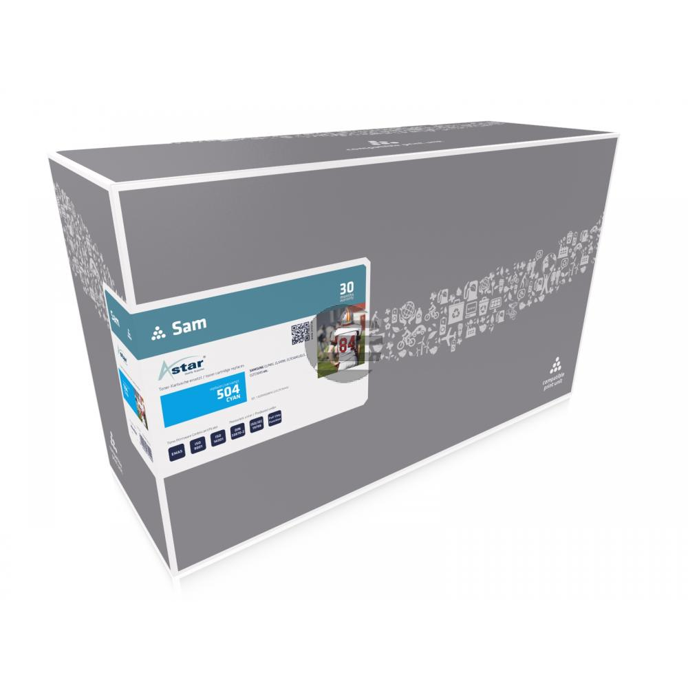 Astar Toner-Kit cyan (AS14504)