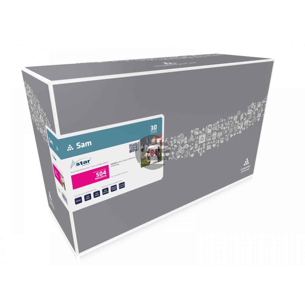 Astar Toner-Kit magenta (AS12504)