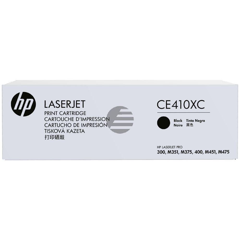 HP Toner-Kartusche Contract schwarz HC (CE410XC, 305XC)