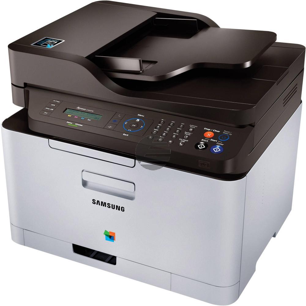 Samsung Xpress SL-C 460 W