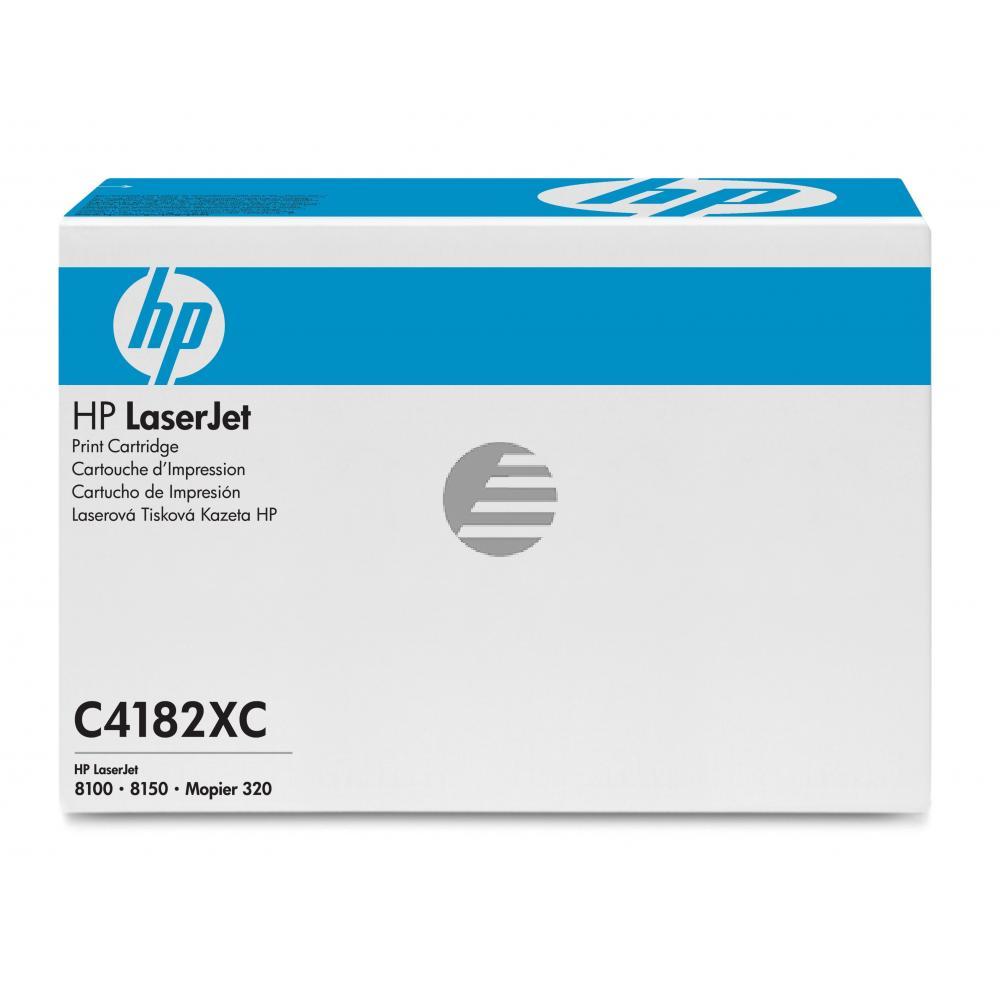 HP Toner-Kartusche Contract schwarz (C4182XC, 82XC)