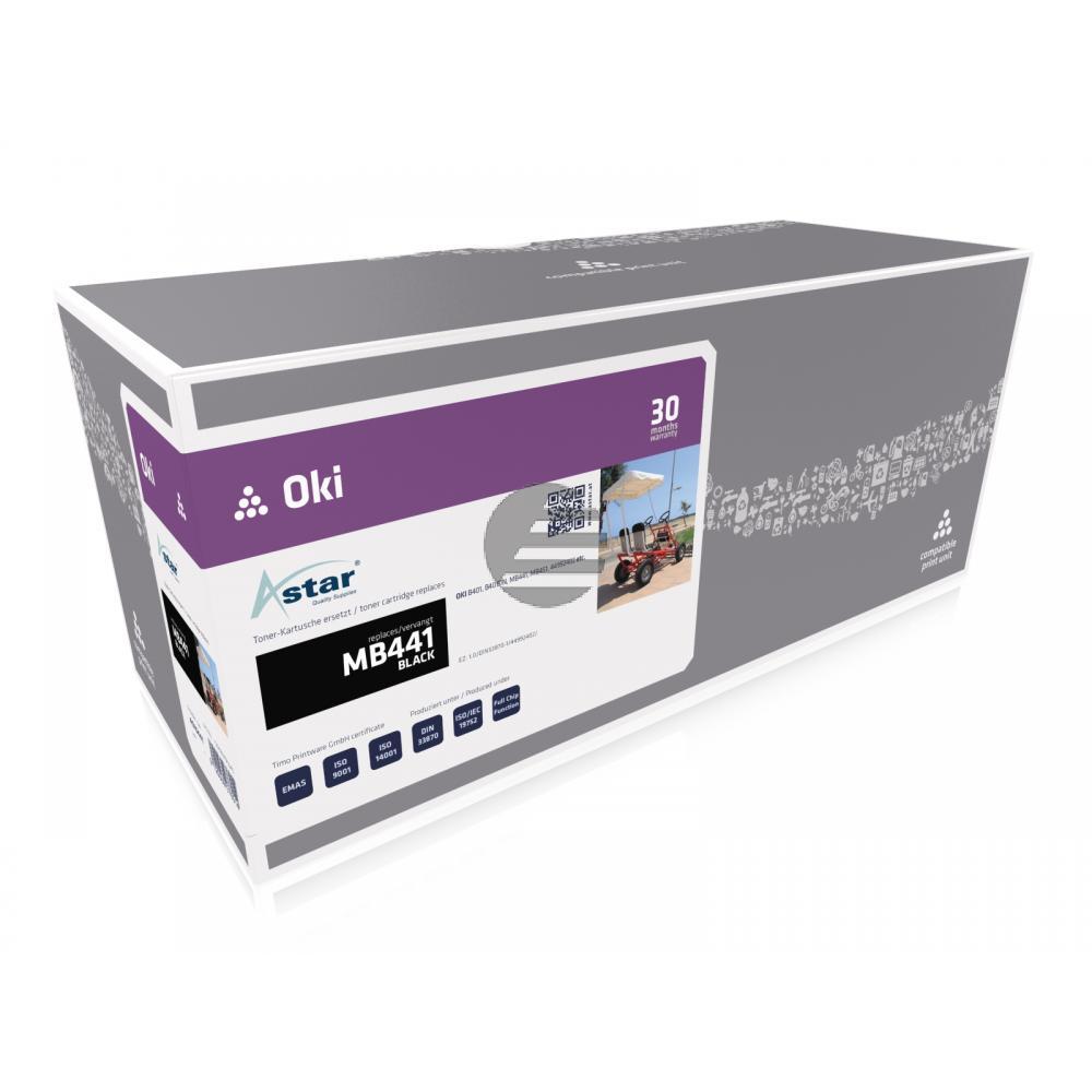 Astar Toner-Kit schwarz (AS10441)