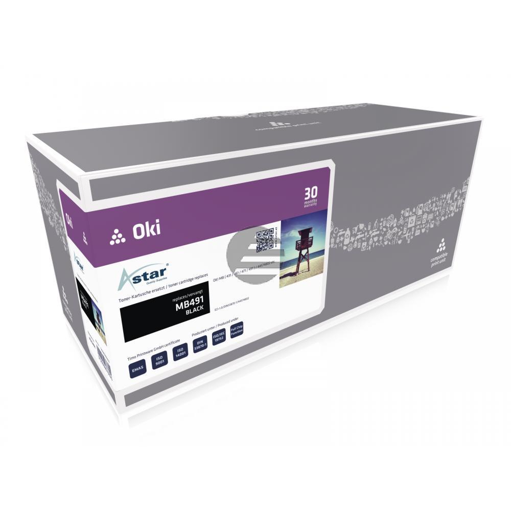 Astar Toner-Kit schwarz (AS10491)