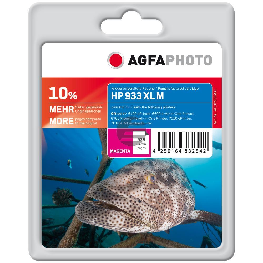 Agfaphoto Tintenpatrone magenta HC (APHP933MXL)