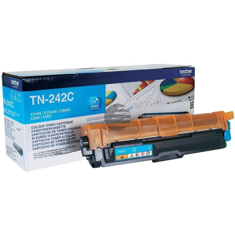 Brother Toner-Kit cyan (TN-242C)