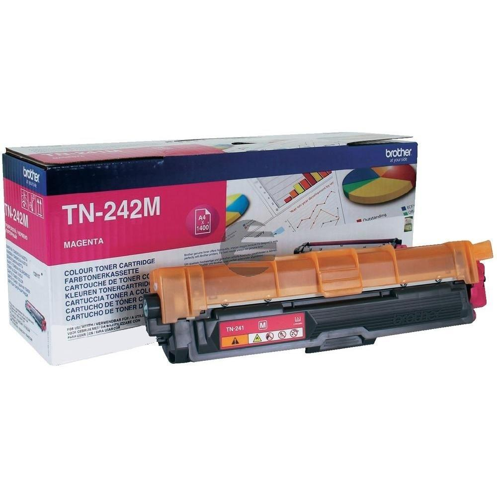 Brother Toner-Kit magenta (TN-242M)