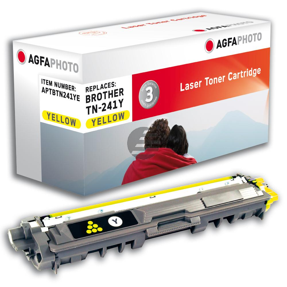Agfaphoto Toner-Kit gelb (APTBTN241YE)